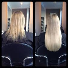 Great Lengths Hair Extensions San Diego by Great Lengths Before And After Pixie Cut To Mid Length Bob Yelp