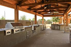Richards Backyard Solutions by Outdoor Kitchens Houston Best Kitchen 2017