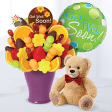 get well soon basket get well soon gifts baskets fruit bouquets edible arrangements