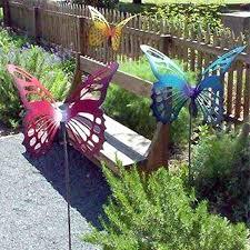 decorative metal garden stakes decorative metal garden stakes uk
