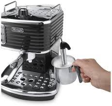 espresso coffee de u0027longhi ecz351 bk scultura traditional pump espresso coffee