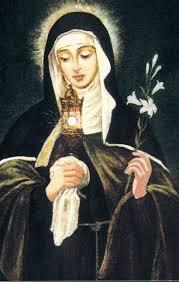 9 best klara images on pinterest catholic catholic saints and paper