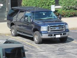 ford excursion specs and photos strongauto