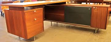Midcentury Modern Desk - opulent ideas mid century office desk modest decoration mid