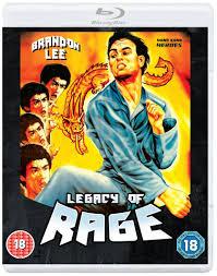 home theater forum blu ray legacy of rage brandon lee mediumrare artwork blu ray forum