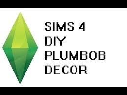plumbob headband diy sims 4 plumbob decor