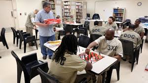 in chicago jails chess teaches better moves in life the chess drum