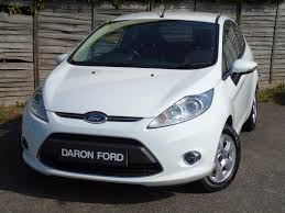 used 2011 ford fiesta titanium econetic 1 6 tdci 3dr for sale in
