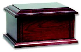 wooden urns for ashes brothers funeral home wood urns