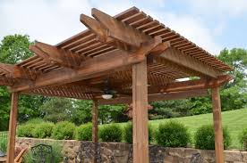 How To Build A Covered Pergola by Pergola Posts Rustic Untreated Teak Pergolas Pegola With Hardwood