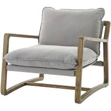 Wooden Arm Chairs Living Room Antonia Rustic Lodge Grey Pillow Brown Wood Living Room Arm Chair