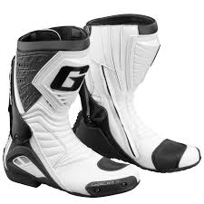 white motorcycle boots buy gaerne grw boots online