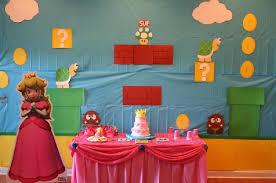 mario birthday party mario birthday party featuring princess chica and jo