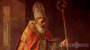 santa story st nicholas