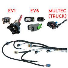 Gm Wiring Harness Terminals Gm Ls 24x Plug And Play Engine Harness Ultimate Evo Diyautotune Com