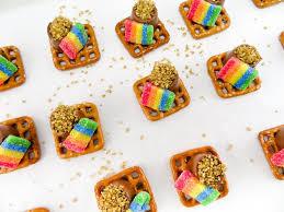 pot of gold pretzel recipe for st patrick u0027s day fun for the kids