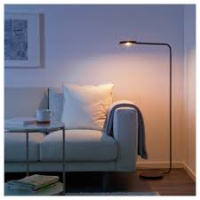Led Floor Lamp Ypperlig Led Floor Lamp Dark Grey Ikea