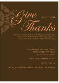 thanksgiving toasts blessings thanksgiving invitation company