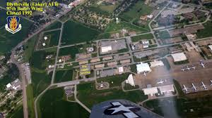 Lackland Afb Map Blytheville Air Force Base