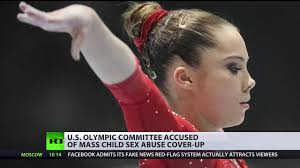 Red Flags Of Abuse Us Olympic Committee Accused Of Child Abuse Cover Up Youtube