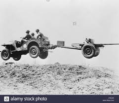 bantam car bantam car in mid air circa 1941 stock photo royalty free image