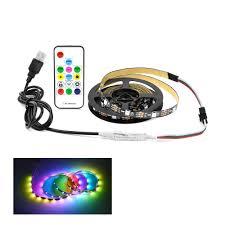 led light strip color changing promotion shop for promotional led