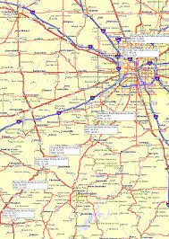 Indiana State Map Overview Map Of White River In Indiana Maps Of River And Maps To