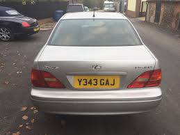 toyota celsior for sale used lexus ls for sale rac cars