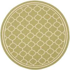 Chevron Print Area Rug Round Outdoor Rugs Rugs The Home Depot