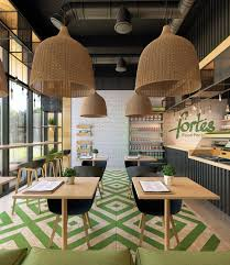 clean food cafe fortes by katie domracheva my house project