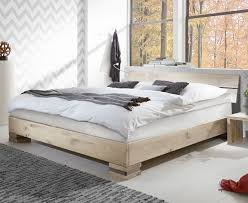 Schlafzimmer Bett Buche Massivholzboxspringbett