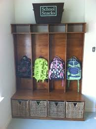 diy kids lockers white back to school lockers diy projects