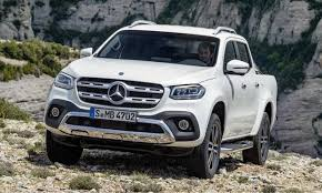mercedes pick up mercedes pickup aims to mimic success of brand s suvs
