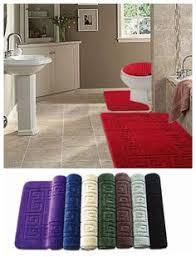 Contour Bath Rug Cortlandt Collection 15 Pc Bathroom Accessories Set Bath Mat