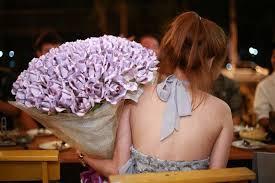 money bouquet thai gives boyfriend bouquet made of thousands of
