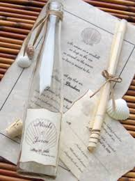 message in a bottle wedding invitations cool collection of message in a bottle wedding invitations for you