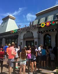 Disney Springs Map First Look And Review Sprinkles Cupcakes In Disney Springs Town