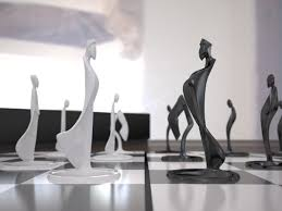 modern chess set google 搜尋 chess pinterest chess and
