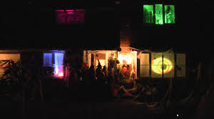 hd halloween hd halloween 2010 check out the window projection zombies in