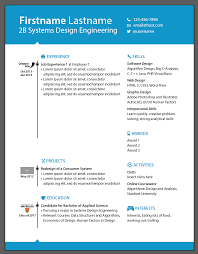 Type Of Font For Resume Typography Critique Any Advice On The Design Of My Systems