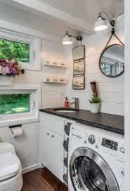 Tiny House Bathroom Design Tiny House Bathroom Ideas This Small Cabin Was Built On A