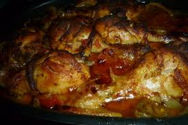 plat facile a cuisiner et rapide poulet au four a ma façon fatiha cuisine