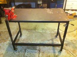 harbor freight welding table harbor freight welding cls re welding table picture thread most