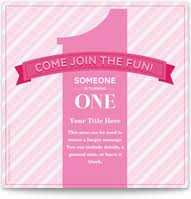 save the date birthday cards 1st birthday party invitations pingg