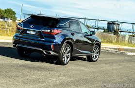 lexus suv 2016 2016 lexus rx 200t review video performancedrive
