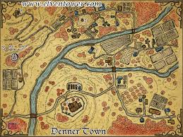 D D World Map Maker by These Cartographers Are Making Awesome Fantasy Rpg Maps For Your