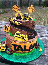 40 construction themed birthday party ideas birthdays cake and