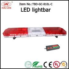 red and white led emergency lights china red blue led police warning light bar led emergenc from