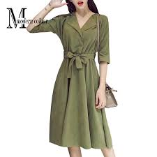 aliexpress com buy everyday casual dresses women autumn 2017 new