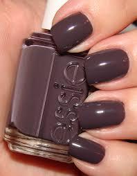 à la mode fall nail polish faves